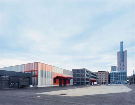 cargocenter frankfurt k 246 lling architekten archdaily - Architekten Frankfurt