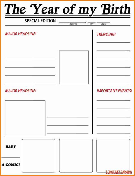 templates for 10 newspaper template for cashier resume