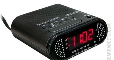 peaceful progression alarm clock for the therapeutic up