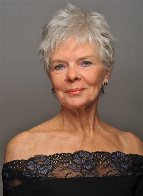photos of women over 60 short haircuts women over 60