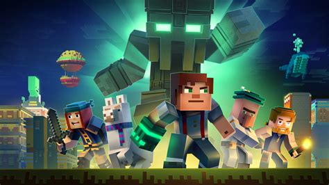 minecraft story mode the first trailer for minecraft story mode season 2 is