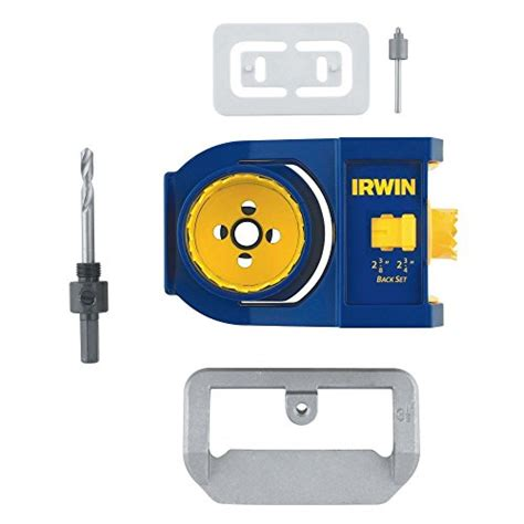 irwin tools door lock installation kit irwin industrial tools 3111001 carbon door lock