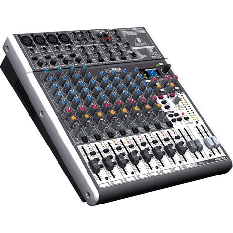 Usb Effect behringer xenyx x1622usb usb mixer with effects music123