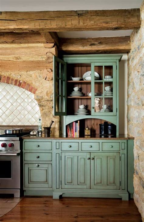 kitchen hutch ideas 27 best rustic kitchen cabinet ideas and designs for 2018