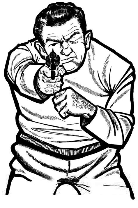 printable bad guy targets bad guy target xtech tactical