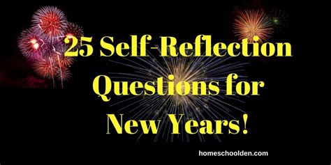 new year questions get the most from your homeschool den