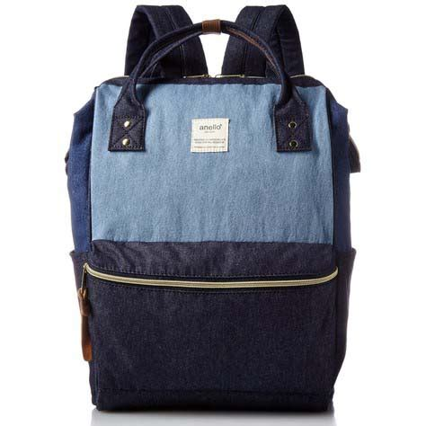 Tas Ransel Backpack Moustache Bag Murah tas ransel anello denim cloth backpack cus rucksack