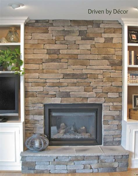 Covering Fireplace Brick by Building A Veneer Fireplace Tips For Design