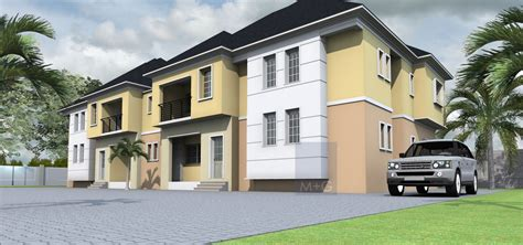 3 bedroom flat in nigeria contemporary nigerian residential architecture 3 bedrooms