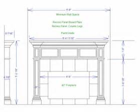 Fireplace Plans Pdf Diy Fireplace Mantels Plans Download Simple Wooden