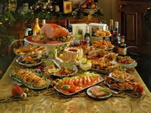 Easy christmas dinner buffet ideas recipes food blog