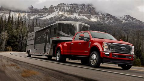Ford V8 2020 by 2020 Ford F Series Duty Promises 7 3l V8 And Record