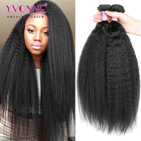 brazilian hair weave pictures top quality yvonne grade 5a kinky straight brazilian hair