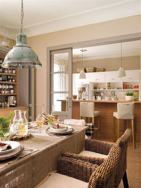 cocinas abiertas  maneras de integrar la cocina en el salon
