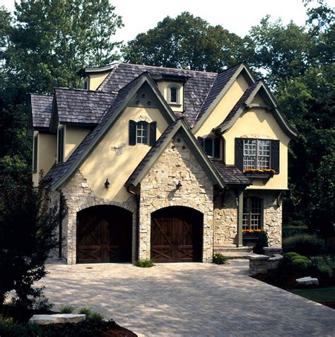french tudor style homes cottage style brick homes brick exterior traditional exterior chicago by greenside