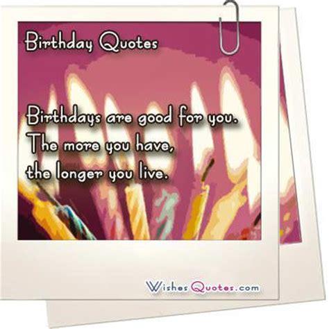 Brainy Quotes For Birthday Famous Birthday Quotes