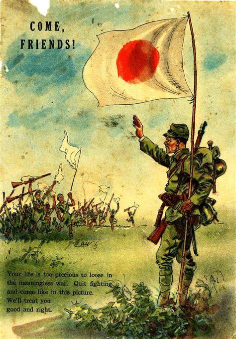 Plakat Japan by Japanese Propaganda Poster In World War Ii Poster