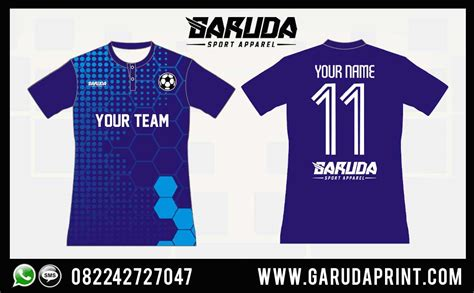 desain jersey bola vector desain jersey futsal terbaik garuda print garuda print