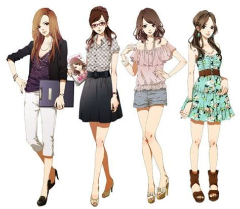 fashion design referenced fashion clothes for teenagers anime t 236 m với google