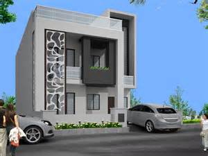 attractive Latest Designs Of Houses In India #1: 4.jpg