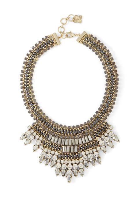 bcbg statement necklace caymancode