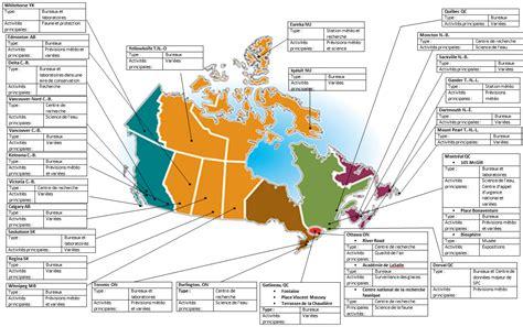 map de canada carte canada carte du monde