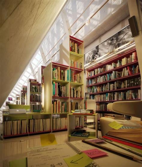 home design 3d library bibliotecas con una decoraci 243 n muy moderna