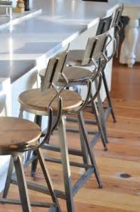 kitchen island chairs with backs 17 best ideas about bar stools kitchen on