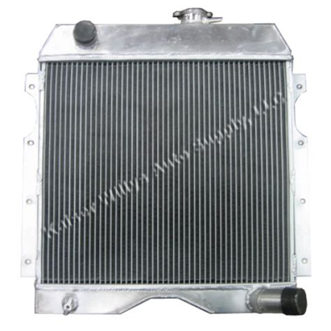 Jeep Radiator Willys Jeep Parts Q A Radiator Assembly