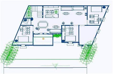 denah rumah  lantai model  denah rumah besar  lantai