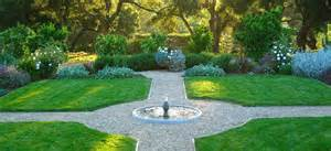 Formal Garden Designs - formal garden layout interior design ideas