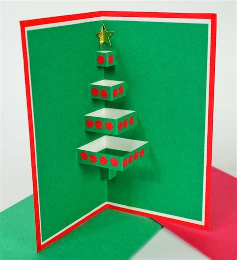 pop up card box template christmas ashbee design pop up cards