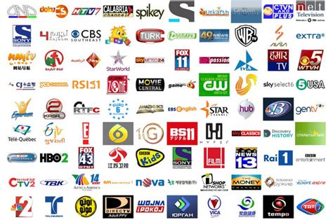 tv channels what 9 000 tv channel logos looks like the cabletv