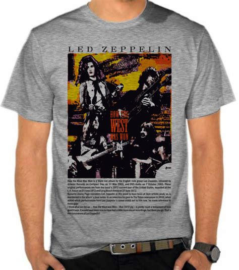 Kaos Musik Kaos Band Led Zeppelin 14 Jual Kaos Led Zeppelin Vintage Posters Led Zeppelin