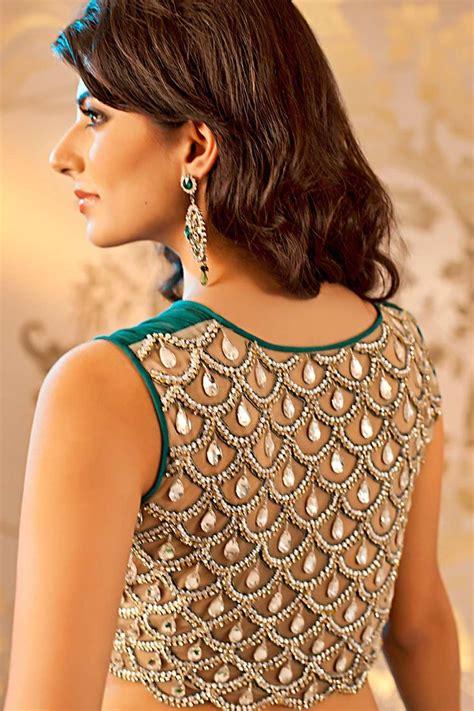 New Blouse saree blouse designs 17 new blouse designs 2018