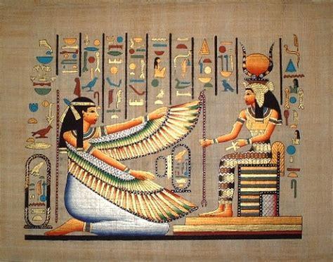 imagenes egipcias significado maat diosa egipcia de la justicia y el equilibrio