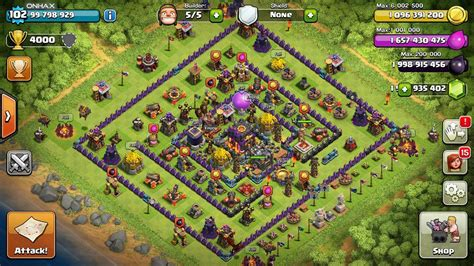 x mod games clash of clans how to use download clash of clans unlimited mod hack v7 156 apk