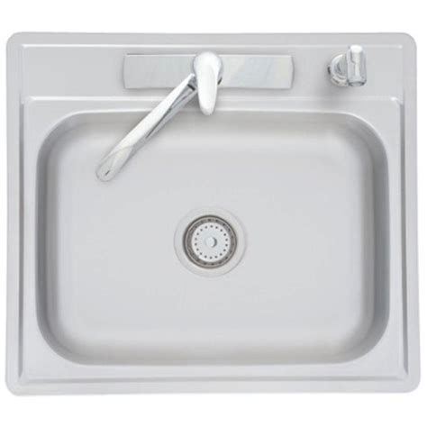 frankeusa sinks franke drop in stainless steel 25x22x7 4 single basin