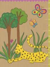 Growth Chart Flower 150cm growth charts activity books