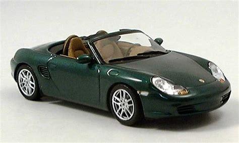 green porsche boxster porsche boxster green 2002 minichs diecast model car 1