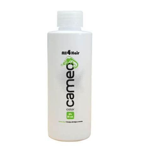 cameo color cameo color creme oxydant 6 20vol 120 ml peroxide