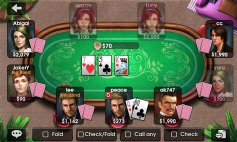dh texas poker texas holdem android apps  google play