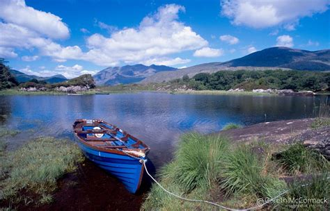 sea fishing boat license ireland fishing boat on upper lake killarney national park co