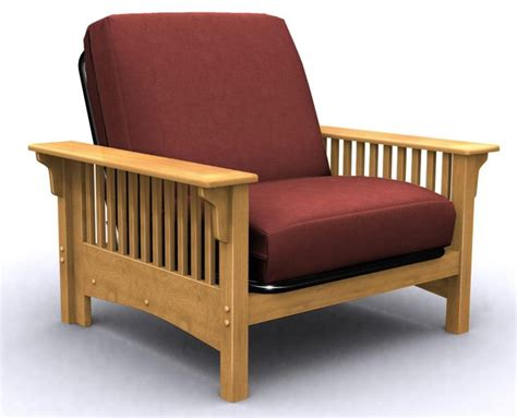 futon single bed chair best 25 futon chair bed ideas on chair bed