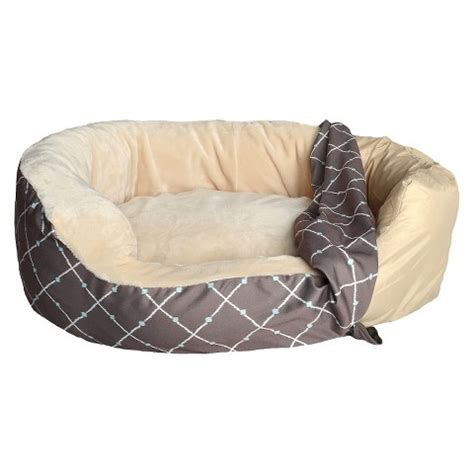 boots and barkley bed boots barkley 174 pet bed cover medium oval cuddler target