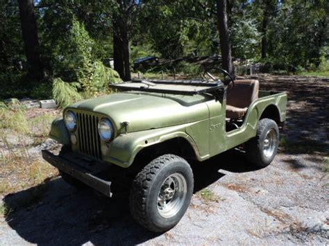 Cj Jeep Years 1972 Jeep Cj 1972 Jeep Cj5 Runs And Drives Great We