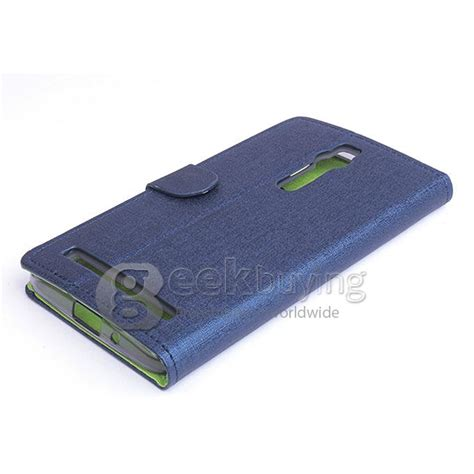 Hardcase Lebuy Asus Zenfone 2 5inch protective pu leather cover with for asus zenfone 2