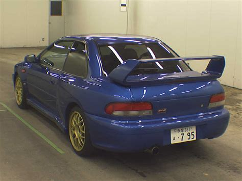 subaru gc8 22b car of the day 11 12 13 gc8 subaru impreza 22b