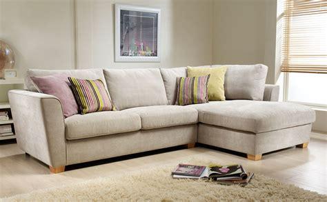 Corner Sofa Brecon Fabric Corner Sofas