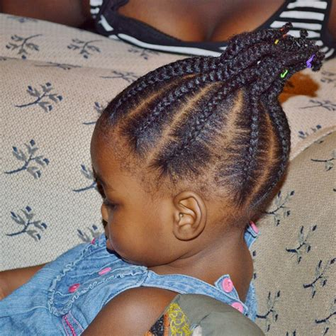 5yearold braids styling your toddler s natural hair jam and tea